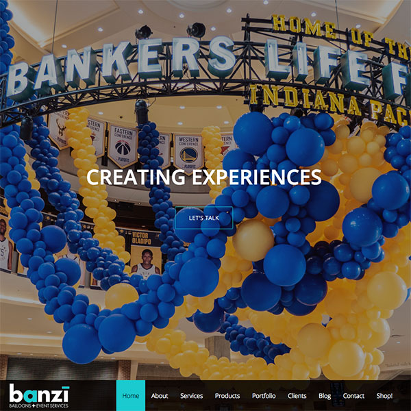 Banzi Balloons + Events